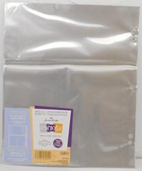 Hallmark Stories AR1730 Refill. 3-Pocket Pages, 8 Pages For