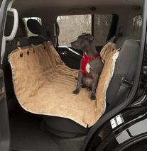 Kurgo Waterproof Stowe Hammock and Car Seat Cover for Dogs