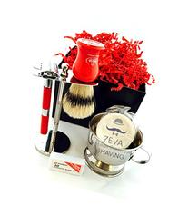Men Grooming and Shaving kits Classic wet shave DE safety