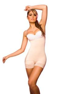 Strapless Slimming Shaper by Ann Chery #4013 2XL Nude