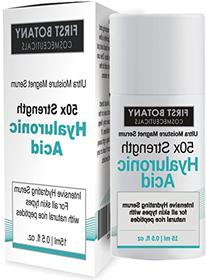 First Botany Cosmeceuticals 50X Strength Hyaluronic Acid