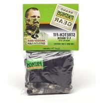 Primos Stretch-Fit 1/2 Mask Face Mask - Mossy Oak New Break-