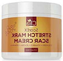 Stretch Mark Cream HUGE 4OZ - For Removal & Prevention of