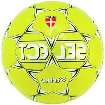 Select Strike Soccer Ball - Lime