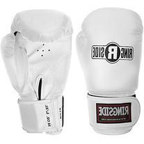 Ringside Striker Training Gloves, White, Large/X-Large