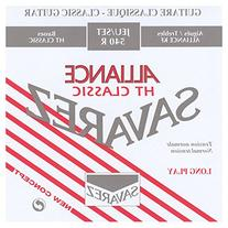 Savarez Strings 545R Bronze Classical Guitar Strings, Medium
