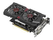 ASUS STRIX Radeon R7 370 Overclocked 4 GB DDR5 256-bit