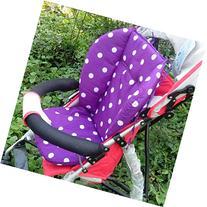 Vktech® Baby Infant Stroller Seat Pushchair Cushion Mat