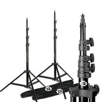 10ft Photography Studio Video Lighting Stands, Air Cushioned