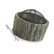 CASTLECREEK Stump Fire Pit