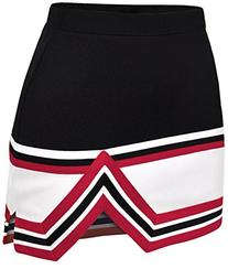 Stunt Skirt Black/Red Youth Large