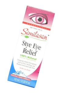 Similasan Stye Eye Relief 10 Ml - 0.33 oz, 2 Pack