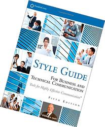 FranklinCovey Style Guide For Business and Technical