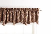 Stylemaster Renaissance Home Fashion Darby Scalloped Valance