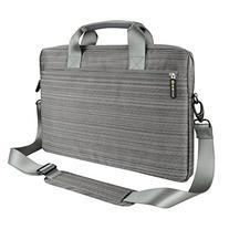 Evecase Laptop Messenger Bag, 15.6 Inch Suit Fabric Multi-