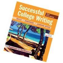 Successful College Writing, Brief Edition Skills, Strategies