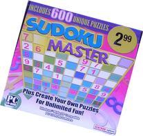 SUDOKU MASTER 600 Unique Puzzles