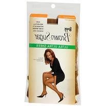 042d30542af L eggs Brown Sugar Regular Panty Sandalfoot Ultra Ultra