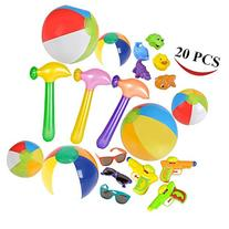 Joyin Toy 20-Piece Summer Pool Toys,  Assorted
