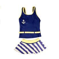New Arrival Summer Children Kids Two-piece Swimsuit Swimwear