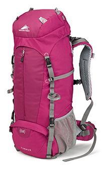 High Sierra Women's Summit 40L Top LoadBackpack Pack, High-