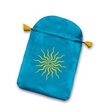 Lo Scarabeo Sunlight Satin Tarot Bag