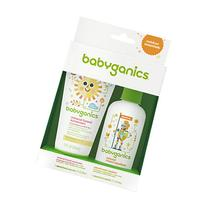 Babyganics Sunscreen & Bug Spray SPF 50, 2 pk, 1 ea