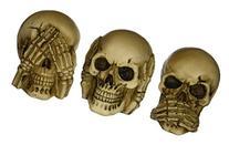 Sunshine Megastore See Hear Speak Skulls Trio
