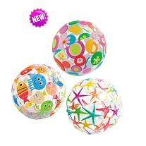 "Sunveno 20"" Inflatable Colorful Beach Pool Ball Sports Kick"