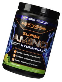 Body Fortress Super Advanced Amino Blast, Lemon Lime, 12.69
