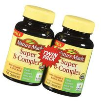 Nature Made Super B-Complex Value Pack Tablets, 280ct