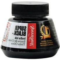 Speedball India Ink 2 oz, Super Black