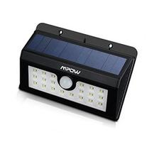Mpow Super Bright 20 LED Solar Powered Wireless Security