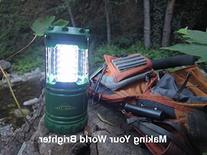 SIERRA LEDs - Super Bright LED Camping Lantern. Perfect for
