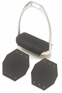 Super Comfort Stirrup Pads - English