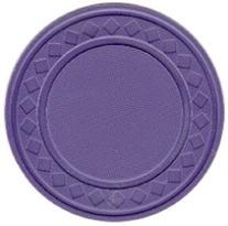 Trademark Poker Super Diamond Clay Composite Chips , 8gm,