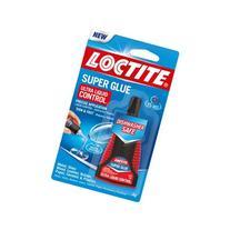 Loctite Super Glue Ultra Liquid Control, 4 Grams, 3-Pack