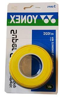 Yonex Super Grap AC102C Badminton/Tennis Synthetic Over Grip