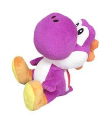 "Little Buddy Super Mario Bros. Yoshi Stuffed Plush, 6"","