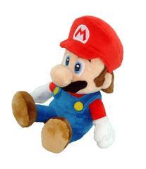 "Super Mario Plush - 8"" Mario Soft Stuffed Plush Toy"