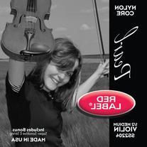 Super Sensitive 2203 Red Label Pearl Medium 1/4 Violin