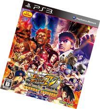 Capcom SUPER STREET FIGHTER IV ARCADE EDITION for PS3