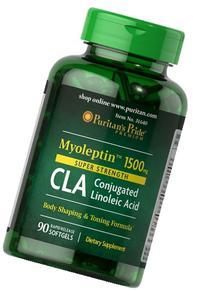 Puritan's Pride Super Strength Myo-Leptin CLA 1500 mg-90