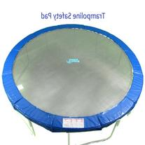 Upper Bounce Super Trampoline Safety Pad  Fits for 15-Feet