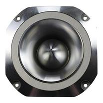 Audiopipe 400W MAX ALUMINUM TWEETER DIAMOND CHROME CUTTING