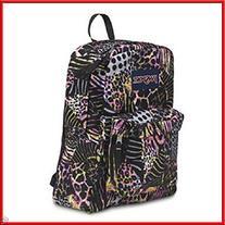 Jansport SUPERBREAK Backpack - 1550cu 25L Large Book Bag