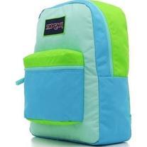 Jansport Superbreak Overexposed 3 Color! Very Cool! Backpack