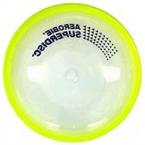 Aerobie SuperDisc Flying Disc - Yellow