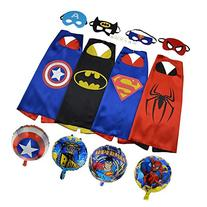 Superhero Costumes  and Superhero Party Supplies for Kids