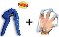 Ultimate Grip Training Package. Includes SuperHuman Grip &